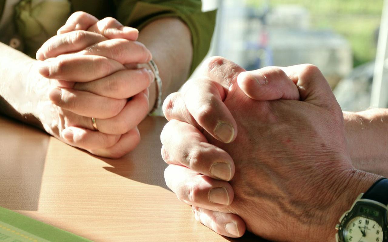 <i>Pray</i>